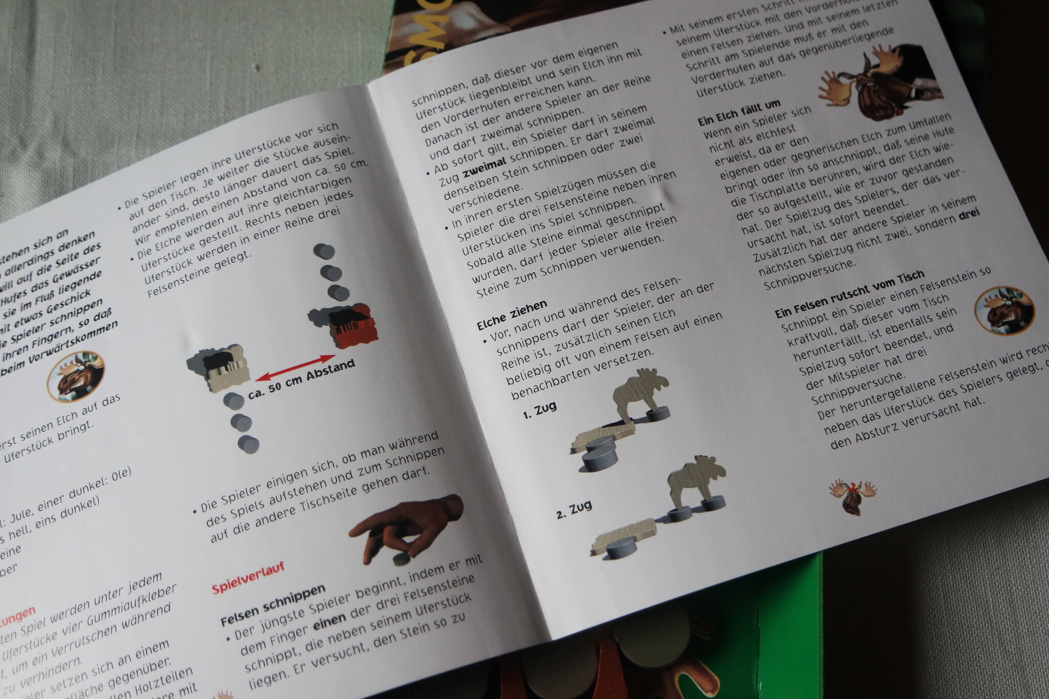 Anleitung für das Elchfest