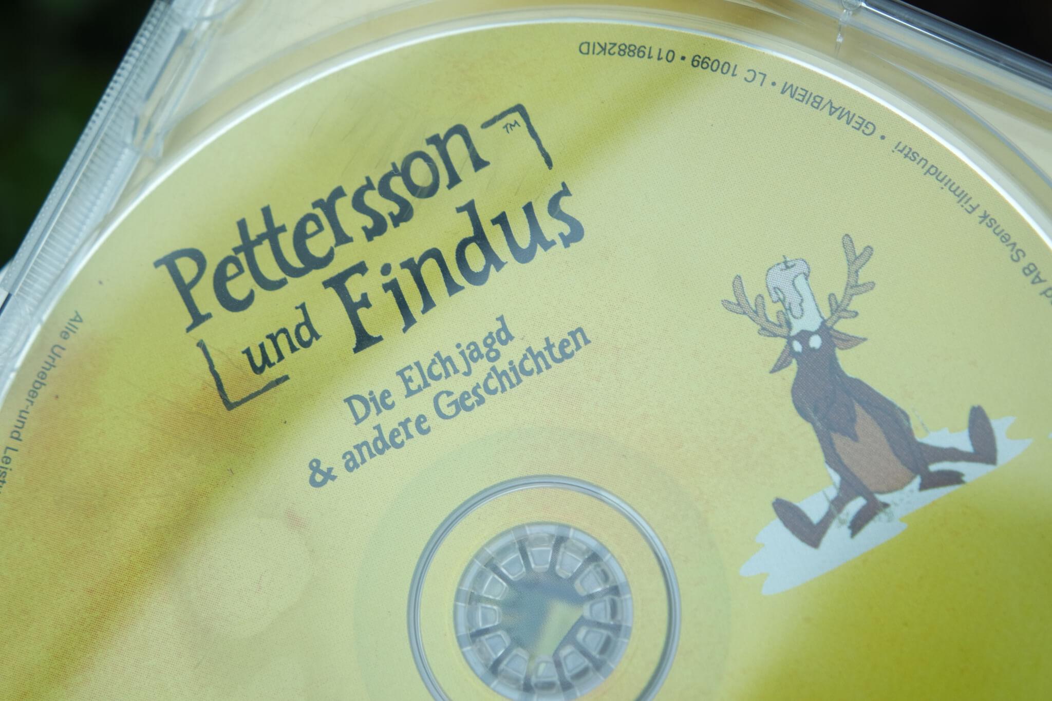 Pettersson und Findus - Die Elchjagd Hörspiel
