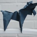 Ein Origami Elch