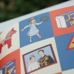 Typische Bilder aus dem Buch, Elchtest