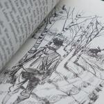 Skizze aus Frühling auf der Nehrung