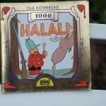 Ole Könnecke mit Halali