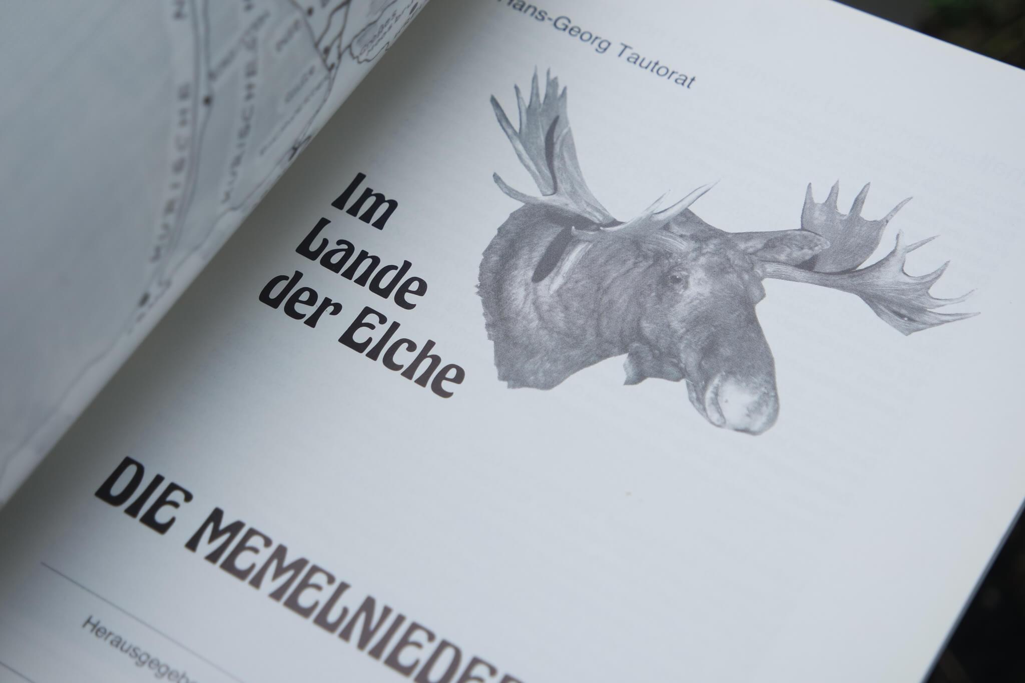 Logo aus Im Land der Elche