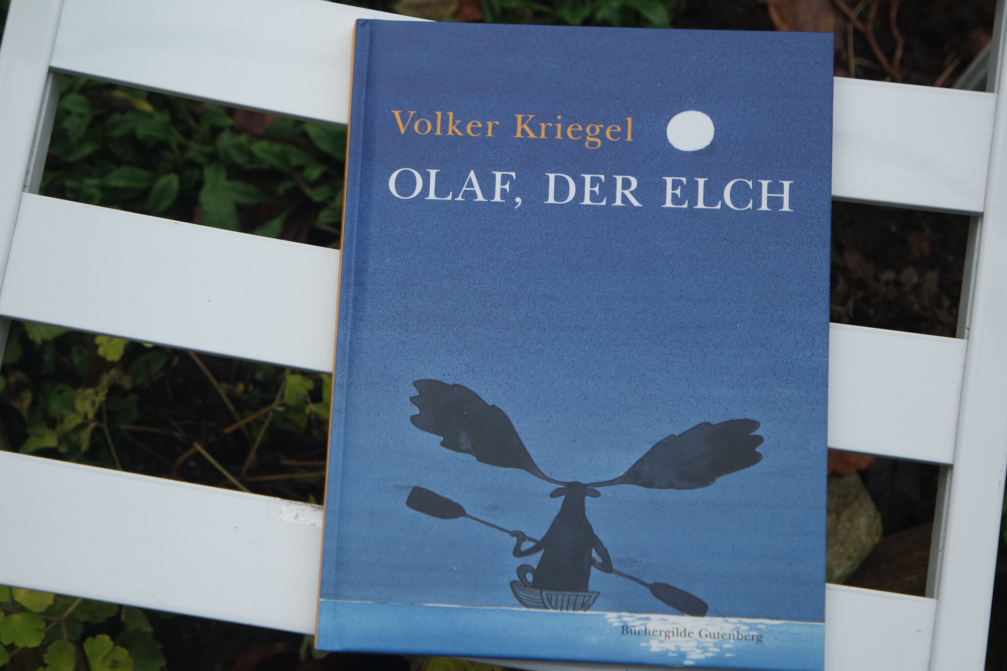 Olaf, Der Elch