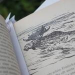 Eine Innenseite vom Worpel Buch